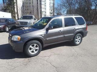 Used 2005 Mazda Tribute GS for sale in Guelph, ON