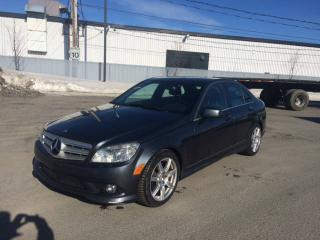 Used 2010 Mercedes-Benz C350 4matic C 350 berline 4 portes 4MATIC for sale in Quebec, QC