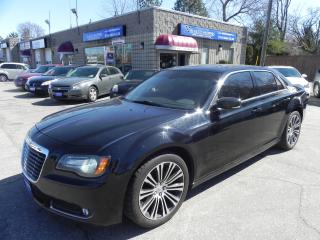 Used 2012 Chrysler 300 S * LEATHER * NAV * PANO ROOF * CAMERA for sale in Windsor, ON