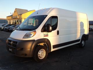 Used 2017 RAM ProMaster 2500 HighRoof Cargo 3.6L for sale in Brantford, ON
