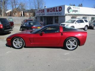 Used 2005 Chevrolet Corvette for sale in Scarborough, ON
