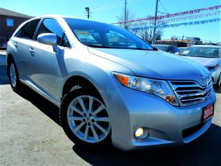Used 2012 Toyota Venza AWD | LOADED | BLUETOOTH | LOW KMS for sale in Kitchener, ON