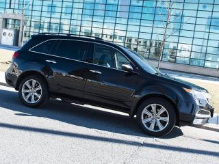 Used 2011 Acura MDX ELITE|NAVI|REARCAM|DVD|VENT SEATS|19 inch ALLOYS for sale in Scarborough, ON