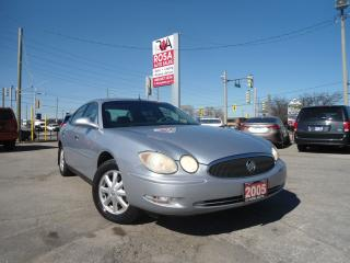 Used 2005 Buick Allure AUTO 4 NEW BRAKES A/C PW PL PM NO ACCIDENT SAFETY for sale in Oakville, ON