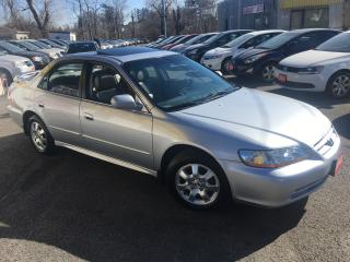 Used 2002 Honda Accord EX for sale in Scarborough, ON