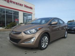 Used 2015 Hyundai Elantra Sport Appearance for sale in Bridgewater, NS