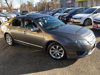 Used 2012 Ford Fusion SEL for sale in Scarborough, ON