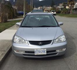 Used 2002 Acura EL Clean for sale in North Vancouver, BC
