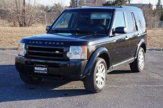 Used 2009 Land Rover LR3 SE 7 Passenger Pano Roof - Parking Sensor for sale in North York, ON