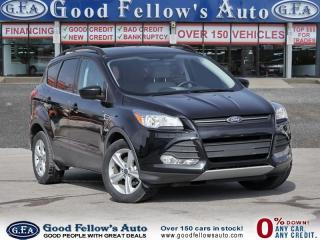 Used 2014 Ford Escape SE MODEL, FWD, LEATHER SEATS, REARVIEW CAMERA for sale in North York, ON