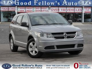 Used 2015 Dodge Journey 5 PASSENGER, 4 CYL 2.4 LITER for sale in North York, ON