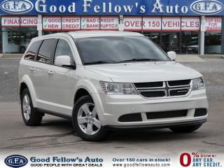 Used 2013 Dodge Journey SE PLUS MODEL, 5 PASSENGERS, 4CYL, 2.4 LITER for sale in North York, ON