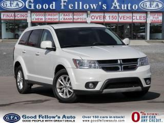 Used 2015 Dodge Journey SXT MODEL, FWD, 7 PASSENGER, 6CYL 3.6 LITER for sale in North York, ON