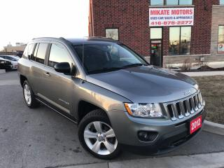 Used 2012 Jeep Compass sport 4x4 for sale in Etobicoke, ON
