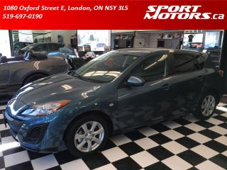 Used 2010 Mazda MAZDA3 Remote Start! A/C! Rust Proofed! for sale in London, ON