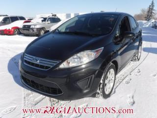 Used 2012 Ford FIESTA SE 4D SEDAN 1.6L for sale in Calgary, AB