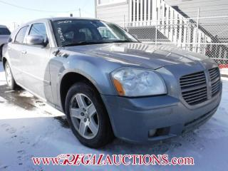 Used 2007 Dodge MAGNUM BASE 4D WAGON for sale in Calgary, AB