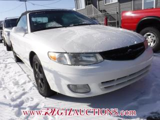 Used 2001 Toyota SOLARA SLE for sale in Calgary, AB