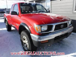 Used 1997 Toyota TACOMA  XTRA CAB 4X4 V6 for sale in Calgary, AB