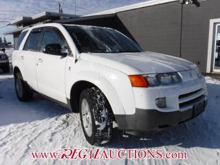 Used 2004 Saturn VUE  4D UTILITY 6CYL for sale in Calgary, AB