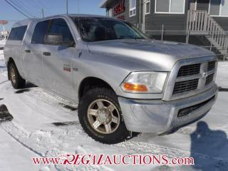 Used 2011 Dodge RAM 2500 SLT MEGA CAB 2WD for sale in Calgary, AB