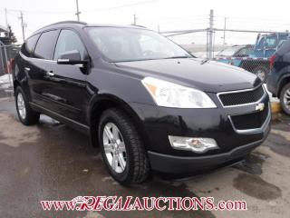 Used 2011 Chevrolet TRAVERSE 2LT 4D UTILITY AWD for sale in Calgary, AB