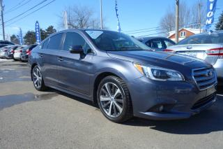 Used 2015 Subaru Legacy 3.6R AWD ** LIMITED EYESIGHT ** CERTIFIÉ for sale in Victoriaville, QC