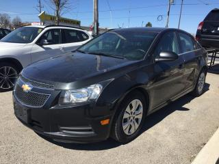 Used 2012 Chevrolet CRUZE LT * POWER GROUP * BLUETOOTH for sale in London, ON