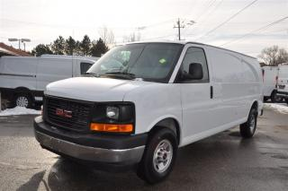Used 2017 GMC Savana 2500 Extended Only 2.000Kms for sale in Aurora, ON
