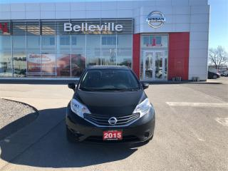 Used 2015 Nissan Versa Note SV AUTO for sale in Belleville, ON