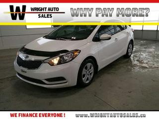 Used 2016 Kia Forte LX|LOW MILEAGE|BLUETOOTH|31,722 KMS for sale in Cambridge, ON