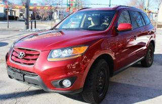 Used 2011 Hyundai Santa Fe GLS 3.5 FWD for sale in St Catharines, ON
