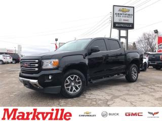 Used 2015 GMC Canyon SLE-ALL TERRAIN -GM CERTIFIED PRE-OWNED-1 OWNER for sale in Markham, ON