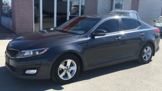 Used 2015 Kia Optima LX . ONE OWNER . NO ACCIDENTS for sale in North York, ON