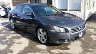 Used 2012 Nissan Maxima SV for sale in Kitchener, ON