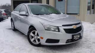 Used 2014 Chevrolet Cruze 2LT for sale in Kitchener, ON