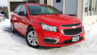 Used 2015 Chevrolet Cruze LS for sale in Kitchener, ON
