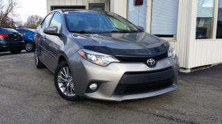 Used 2014 Toyota Corolla LE UPGRADED PKG for sale in Kitchener, ON