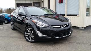 Used 2015 Hyundai Elantra GLS for sale in Kitchener, ON