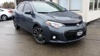 Used 2014 Toyota Corolla S for sale in Kitchener, ON