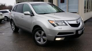Used 2011 Acura MDX for sale in Kitchener, ON