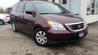 Used 2010 Honda Odyssey SE for sale in Kitchener, ON