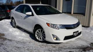 Used 2012 Toyota Camry XLE for sale in Kitchener, ON