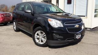 Used 2014 Chevrolet Equinox LS 2WD for sale in Kitchener, ON