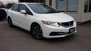 Used 2013 Honda Civic EX Sedan for sale in Kitchener, ON