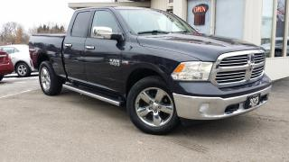 Used 2013 Dodge Ram 1500 SLT QUAD CAB 4WD for sale in Kitchener, ON