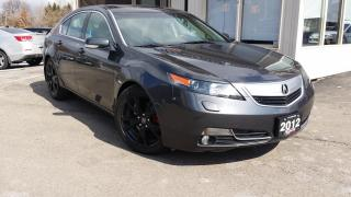 Used 2012 Acura TL 6-Spd AT SH-AWD w/ Advance Pkg for sale in Kitchener, ON