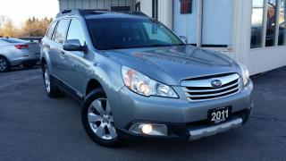 Used 2011 Subaru Outback 2.5I Premium for sale in Kitchener, ON