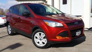 Used 2015 Ford Escape S FWD for sale in Kitchener, ON