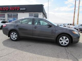 Used 2009 Toyota Camry LE CRUISE CONTROL CERTIFIED 2YR WARRANTY for sale in Milton, ON
